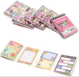 Printing Foldable Sticker Notepad Tear off Sticker Paper Notepad