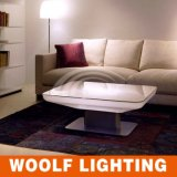 LED Rectangle Modern Living Room Coffee Table