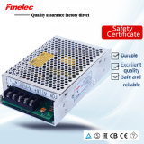 Switching Mode Power Supply 75W Power Supply 15 Volt 5 AMP LED Light Driver S-75-5 with Ce