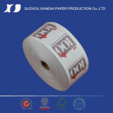 Bank ATM Paper ATM Slip Coreless Thermal Paper Rolls