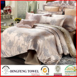 Fashion Poly-Cotton Jacquard Bedding Set Df-C142