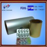 Capsules and Pills Packaging Alu Alu Foil