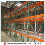 China International Standard Back Wire Decking Shelf