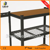Factory Wholesale Warehouse Storage Adjustable Light Duty Steel Shelf Rack, High Quality Shelf Rack, Adjustable Rack, Steel Rack