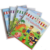 Colorful Hardcover Child Book Printing (jhy-767)