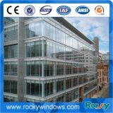Thermal Break China Facory Price Glass Curtain Wall