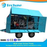 Dehydrator Sludge Dewatering Machine for Refuse Leachate Better Than Belt Press