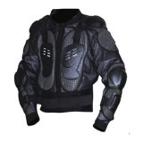 Motorcycle Armor Shirt Jacket with Back Protection