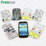 Sunmeta Blank Pet Sublimation Cellphone Case for Samsung S3
