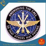 OEM Enamel Souvenir Award Coin for Promotion Gift