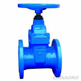 Flexible Seal Manual Gate Valve with Flanged