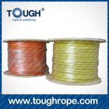 Color Hoist Winch Rope ATV Synthetic Winch Rope Kits