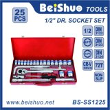 25PC 1/2′′ Dr. Socket Set