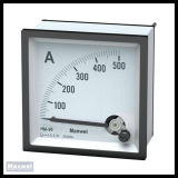DC Analog Panel Current Meter Electrical Ammeter