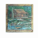 Custom Paper Napkins Printed Napkin Serviette Customized Household Tissue