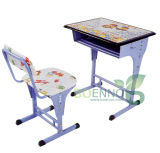 School Desk and Chair, Polygon School Desk (ST-45D)
