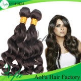 No Chemical Process Overseas Hair Remy Hair Human Hair Extensions