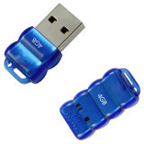 Real Capacity USB Blue USB Flash Drive Tyre Shape USB Disk