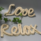 High Standard Wooden Letter Wall Decoration