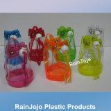 Promotional Clear Vinyl PVC Drawstring Bag