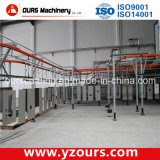 Automatic Paint Spraying Line for Steel Plate