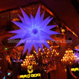 Inflatable Party Decoration Star, Lighting Spiky Star