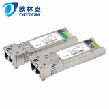 2g LC DWDM Optical SFP Transceiver with Ddm (OSPL2G40D-Dxx)
