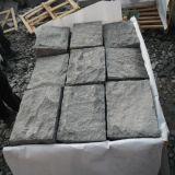 Cheap Natural Surface Black G654 Granite Kerbstone/Paving Stone