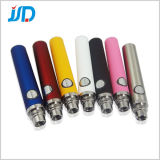 Newest Style Alterable Voltage Battery and Transpaent Atomizer Evod Kit