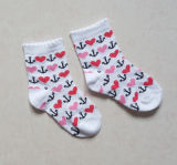 Fashionable Design Baby Cotton Socks with High Quality