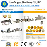 Puffy Corn Ring Snacks Food Production Line