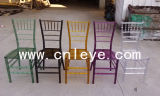 Resin Chiavari Chair - 4