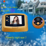 Digital Door Peephole Viewer with Infrared Camera, Door Bell Door Eye Viewer