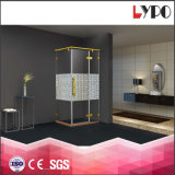 K-7882 Nano Tempered Glass Shower Room with Ground Mass