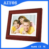 7inch-55inch ABS+Plastic Wood Digital Photo Frame for Xmas Presensts