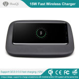 15W Fast Wireless Charger for Samsung and iPhone
