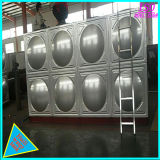 100m3 Stainless Steel Square Water Storage Tank