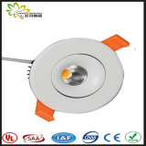 COB LED 10W Downlight SAA Approval Australia Standard, LED Down Light, LED Spot Down Light