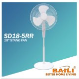 """18"""" Stand Fan with Both Tilting Angle and Oscillation Function"""