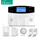 Wireless GSM/PSTN Dual Network Intelligent Alarm System with LCD Display