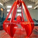 Mechanical Rope Orange Peel Grab for Rock