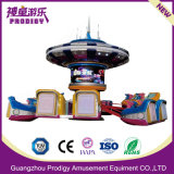 Indoor Playground Equipment Video Shooting Game Machine for Family Ride