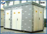 European Box-Type Power Transformer Substation for Power Supply
