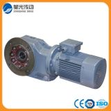 K Series Helical-Bevel Geared Motor in Flange Mounted