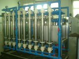 Full Automatic Hollow Fiber Filter for Industrial Drinking Water