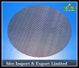 304 316 Stainless Steel Wire Mesh Filter Disc