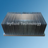 Aluminum Heat Sink, Bonded Fin Heat Sink