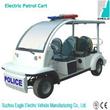 Eg6043p, Best Electric Delivery Vehicle Service for Police with Police Light