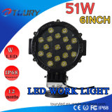 CREE 51W Auto Part Accessories for Truck UTV LED Work Light