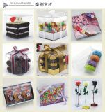 Wholesale Clear Gift Packing Box with printing made in China